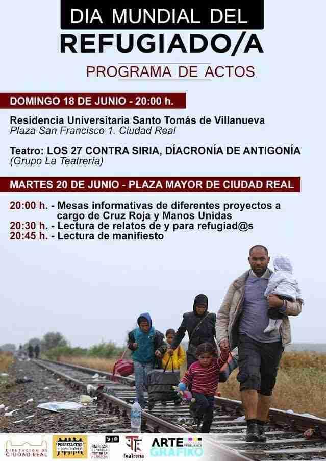 Actividades con motivo del Día Internacional de las Personas Refugiadas 3