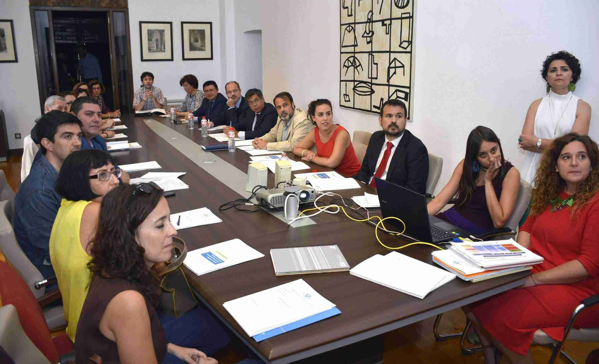 El Proyecto de Intervención Comunitaria del Polígono alcanza el compromiso institucional por la convivencia y la cohesión social 3