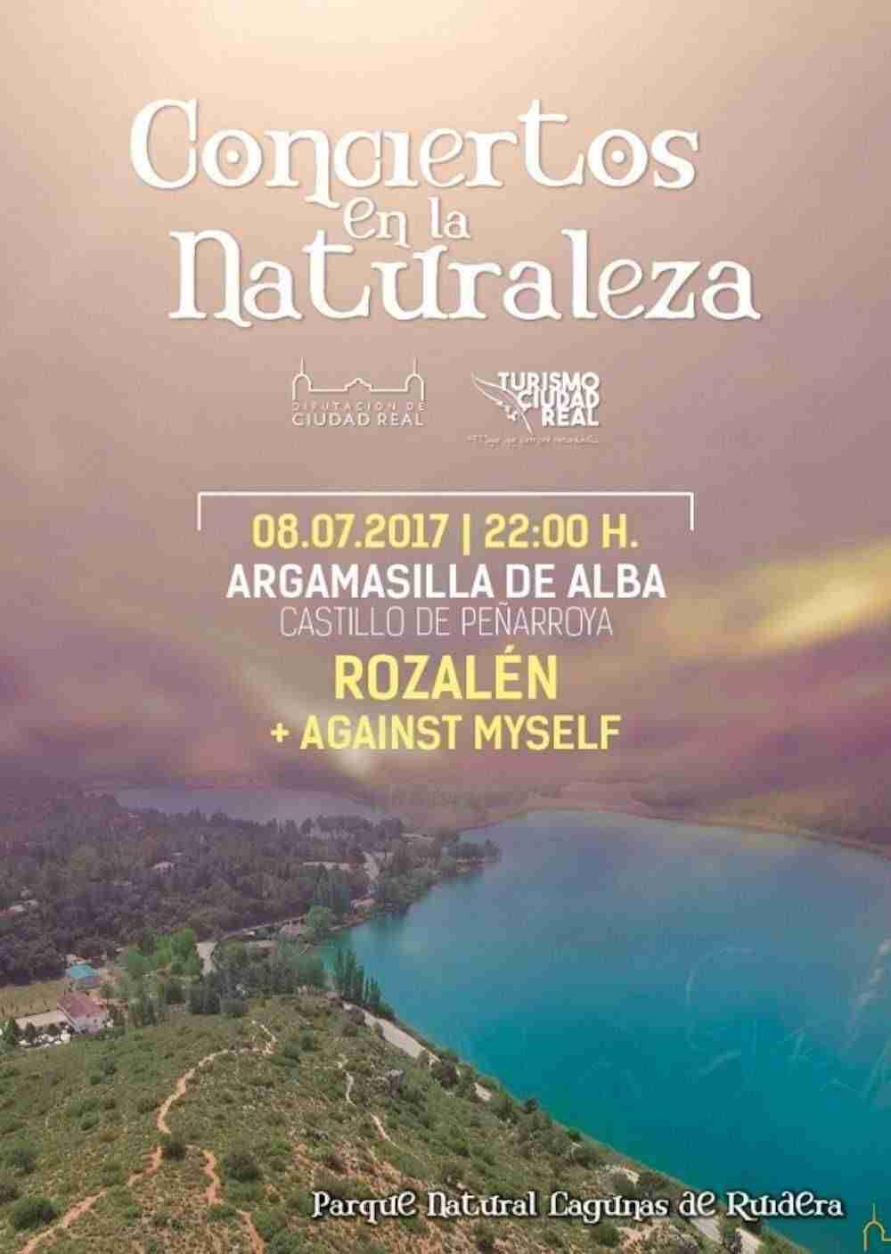 """Argamasilla de Alba se suma a los """"Conciertos en la Naturaleza"""" con Rozalén 3"""