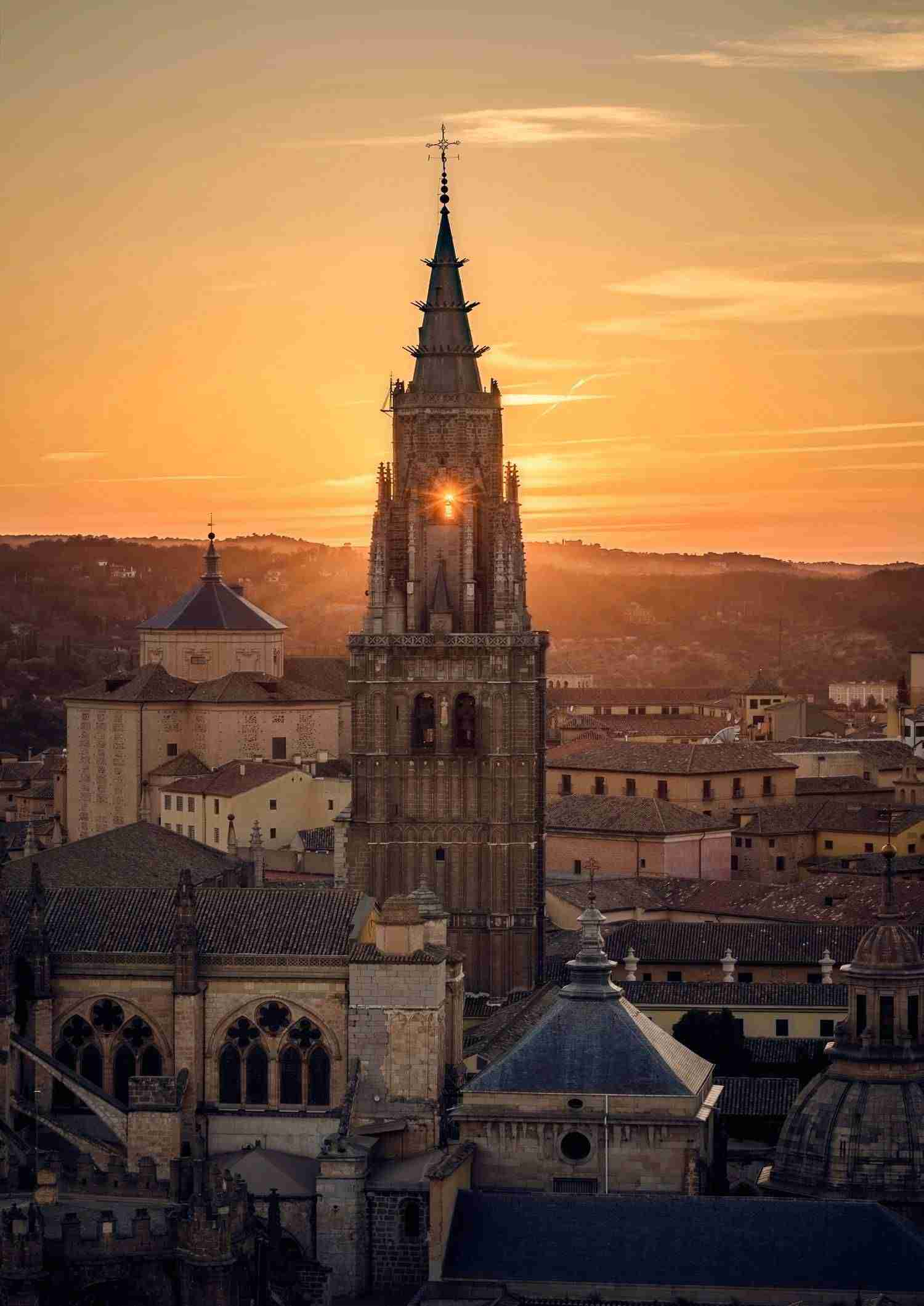 """""""La Catedral del Sol"""", ganadora del concurso de fotografía del 30 Aniversario de """"Toledo Ciudad Patrimonio"""" 7"""