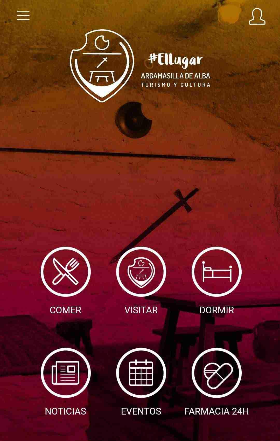 App de turismo de Argamasilla de Alba