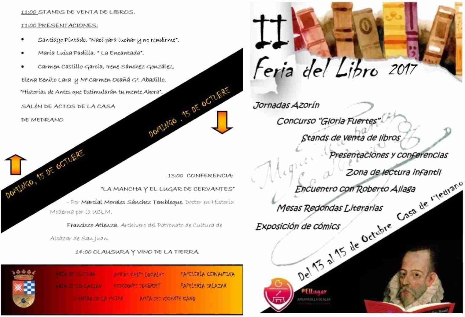 """Jornadas """"Cincuenta aniversario de la muerte de Azorín"""" este fin de semana en Argamasilla de Alba 1"""