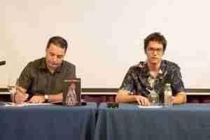 La variedad temática ha caracterizado la II Feria del Libro de Argamasilla 4