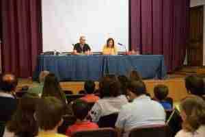 La variedad temática ha caracterizado la II Feria del Libro de Argamasilla 15