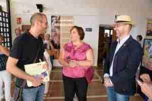 La variedad temática ha caracterizado la II Feria del Libro de Argamasilla 1