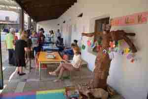 La variedad temática ha caracterizado la II Feria del Libro de Argamasilla 6