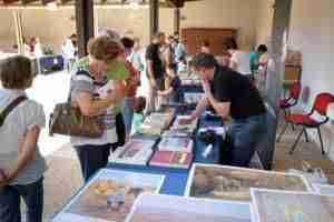 La variedad temática ha caracterizado la II Feria del Libro de Argamasilla 11
