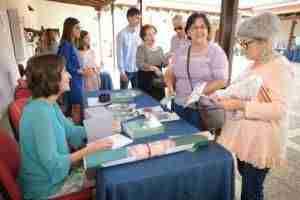 La variedad temática ha caracterizado la II Feria del Libro de Argamasilla 21