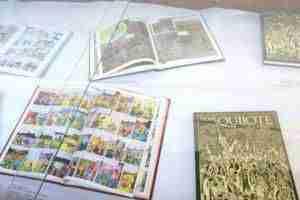 La variedad temática ha caracterizado la II Feria del Libro de Argamasilla 2
