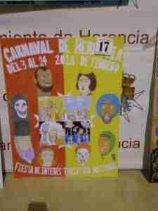 El Carnaval de Herencia 2018 elegirá su cartel el 24 de noviembre 9