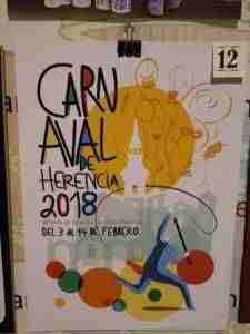 El Carnaval de Herencia 2018 elegirá su cartel el 24 de noviembre 10