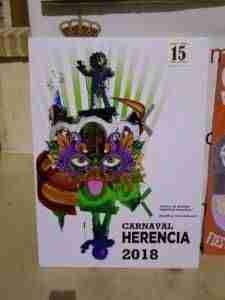 El Carnaval de Herencia 2018 elegirá su cartel el 24 de noviembre 8