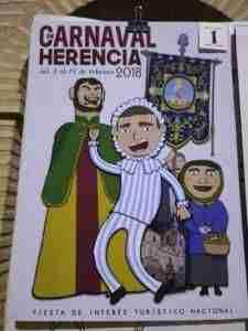 El Carnaval de Herencia 2018 elegirá su cartel el 24 de noviembre 19