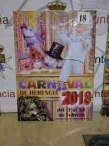 El Carnaval de Herencia 2018 elegirá su cartel el 24 de noviembre 16