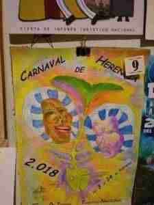 El Carnaval de Herencia 2018 elegirá su cartel el 24 de noviembre 7