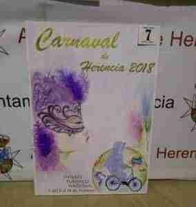 El Carnaval de Herencia 2018 elegirá su cartel el 24 de noviembre 5