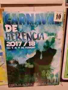 El Carnaval de Herencia 2018 elegirá su cartel el 24 de noviembre 11