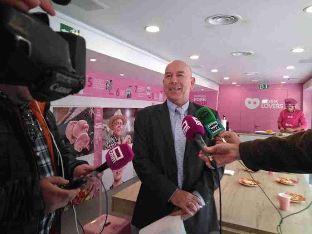 Las exportaciones de porcino de Castilla-La Mancha superan los 182 millones de euros entre enero y agosto 3