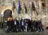 Red de albergues de Eslovenia y España