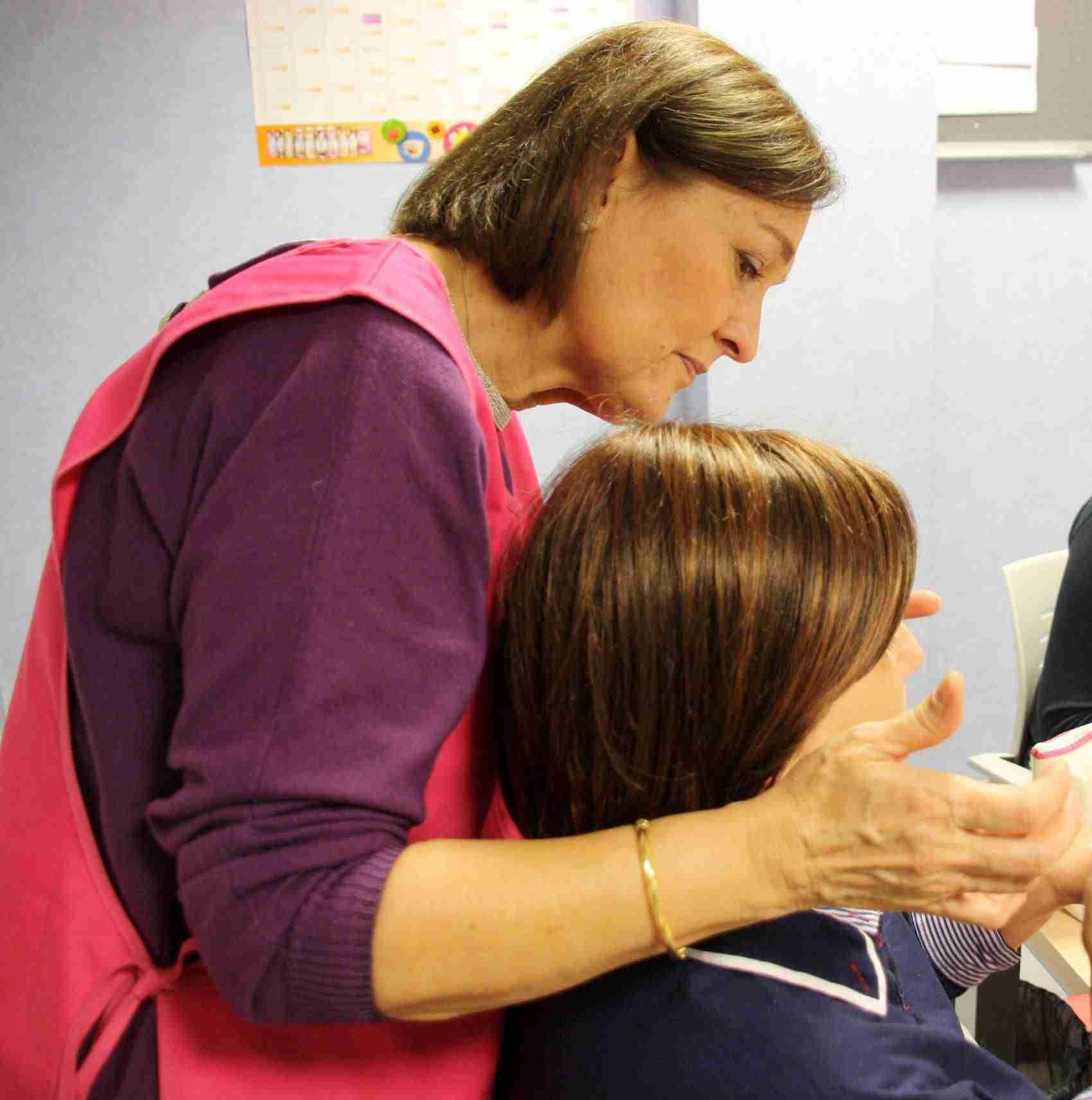 El Hospital Mancha Centro acoge 'Ponte guapa, te sentirás mejor' de apoyo a las mujeres con cáncer 3