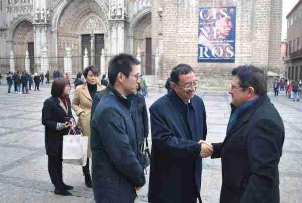Visita Ministro China 02