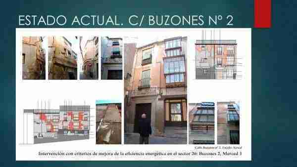 Estado actual Buzones
