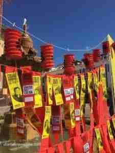 Fotogalería de Mensajes de solidaridad en Valdepeñas para el año nuevo chino 1