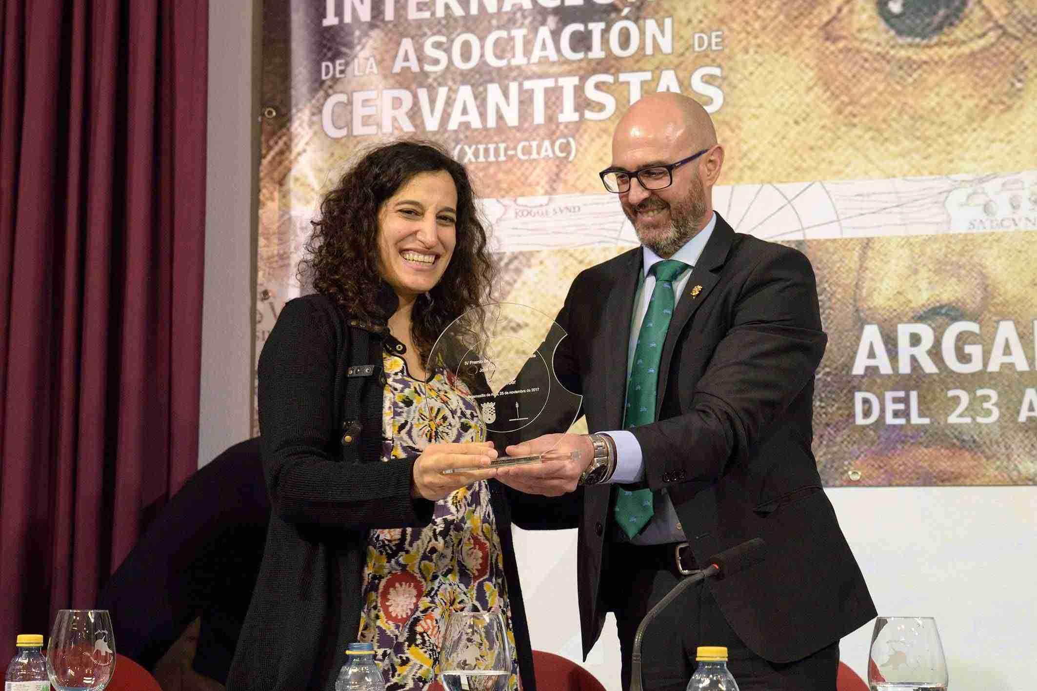 """Convocado el V Premio de Investigación Cervantista """"José María Casasayas"""" 1"""