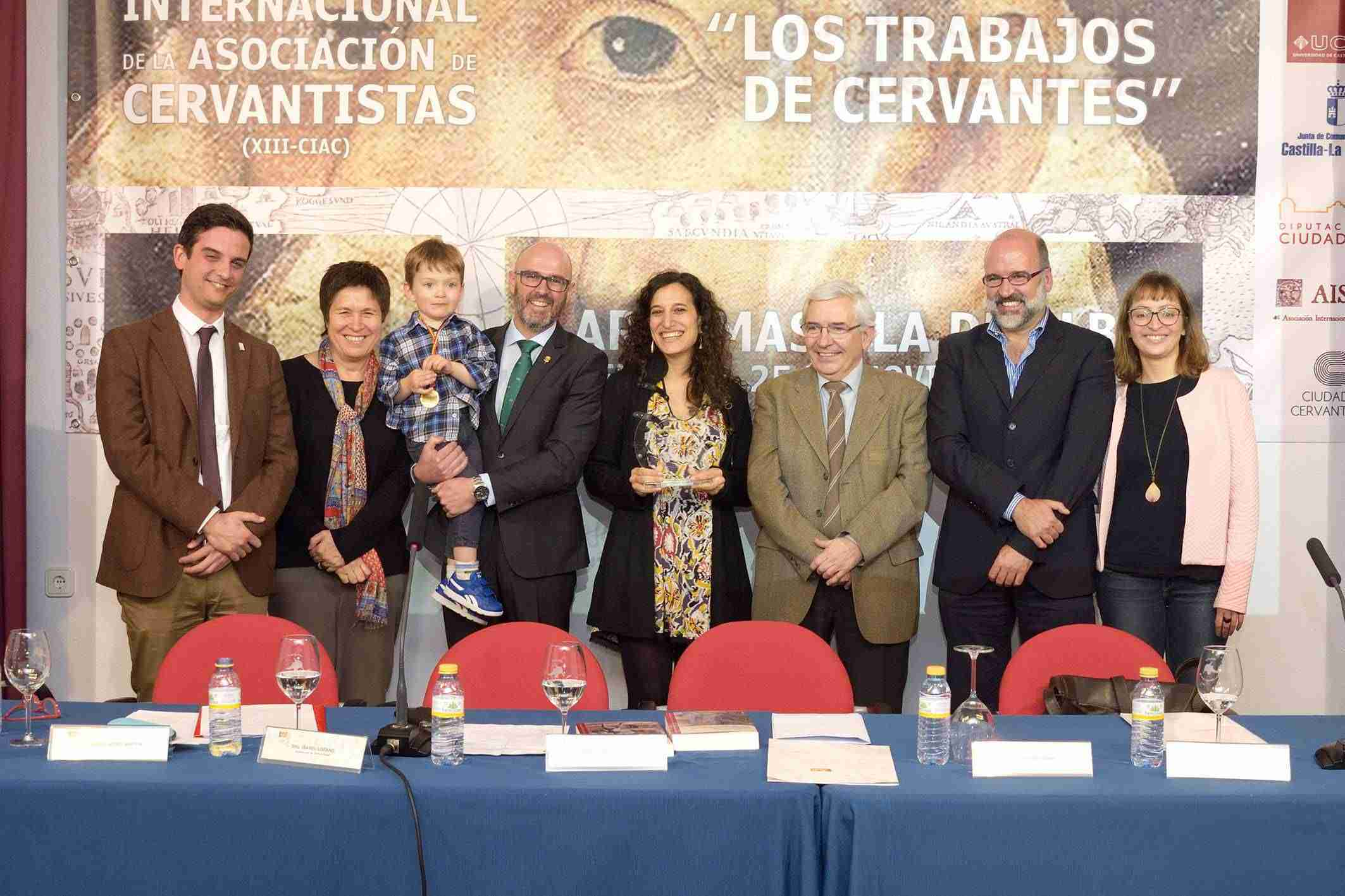 """Convocado el V Premio de Investigación Cervantista """"José María Casasayas"""" 2"""
