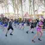 Siete comparsas en el desfile del Carnaval 2018 de Argamasilla de Alba 7