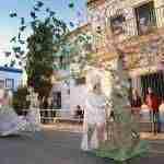 Siete comparsas en el desfile del Carnaval 2018 de Argamasilla de Alba 8