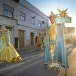Siete comparsas en el desfile del Carnaval 2018 de Argamasilla de Alba 9