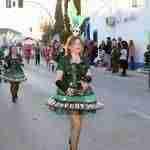 Siete comparsas en el desfile del Carnaval 2018 de Argamasilla de Alba 11