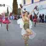 Siete comparsas en el desfile del Carnaval 2018 de Argamasilla de Alba 12