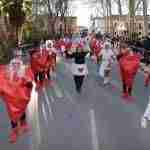 Siete comparsas en el desfile del Carnaval 2018 de Argamasilla de Alba 16