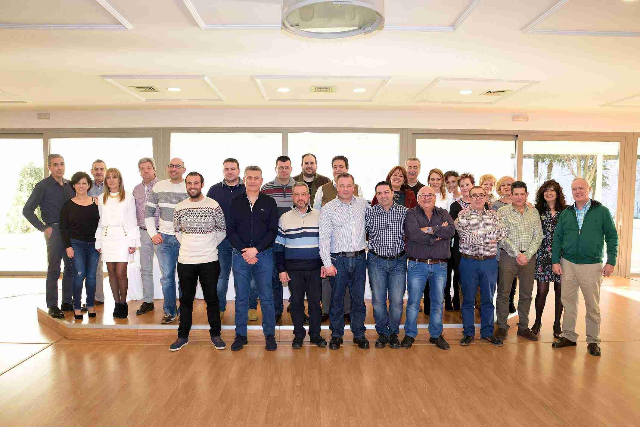 Argamasilla de Alba acogió la entrega de trofeos del XXXII Torneo Regional Interclubes 2017 de tiro olímpico 6