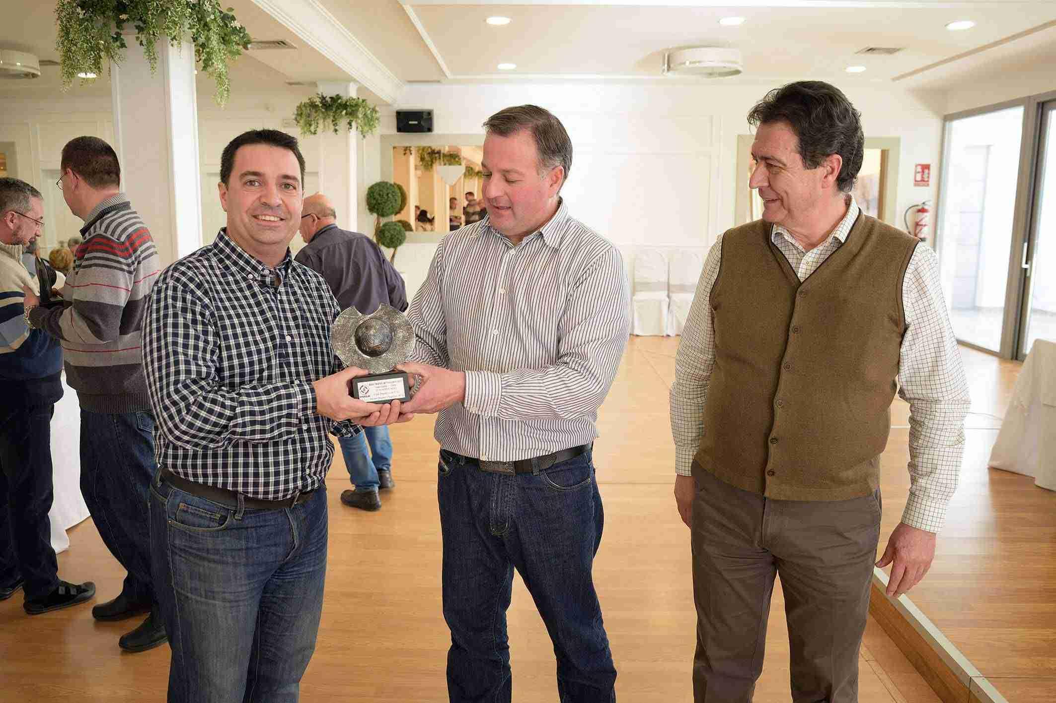 Argamasilla de Alba acogió la entrega de trofeos del XXXII Torneo Regional Interclubes 2017 de tiro olímpico 5