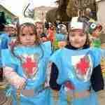 Los niños y niñas de la E.I. Alba realizan su tradicional desfile de Carnaval 3