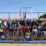 Scout de cinco localidades toman Argamasilla de Alba 2