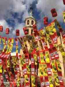 Fotogalería de Mensajes de solidaridad en Valdepeñas para el año nuevo chino 3