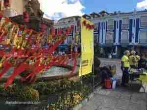 Fotogalería de Mensajes de solidaridad en Valdepeñas para el año nuevo chino 5