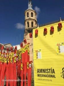 Fotogalería de Mensajes de solidaridad en Valdepeñas para el año nuevo chino 6
