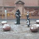 Nieve en las calles de Alcázar de San Juan 6