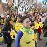 Los niños torralbeños dan la bienvenida al Carnaval 3