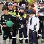 Los niños torralbeños dan la bienvenida al Carnaval 4
