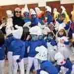 Los niños torralbeños dan la bienvenida al Carnaval 6