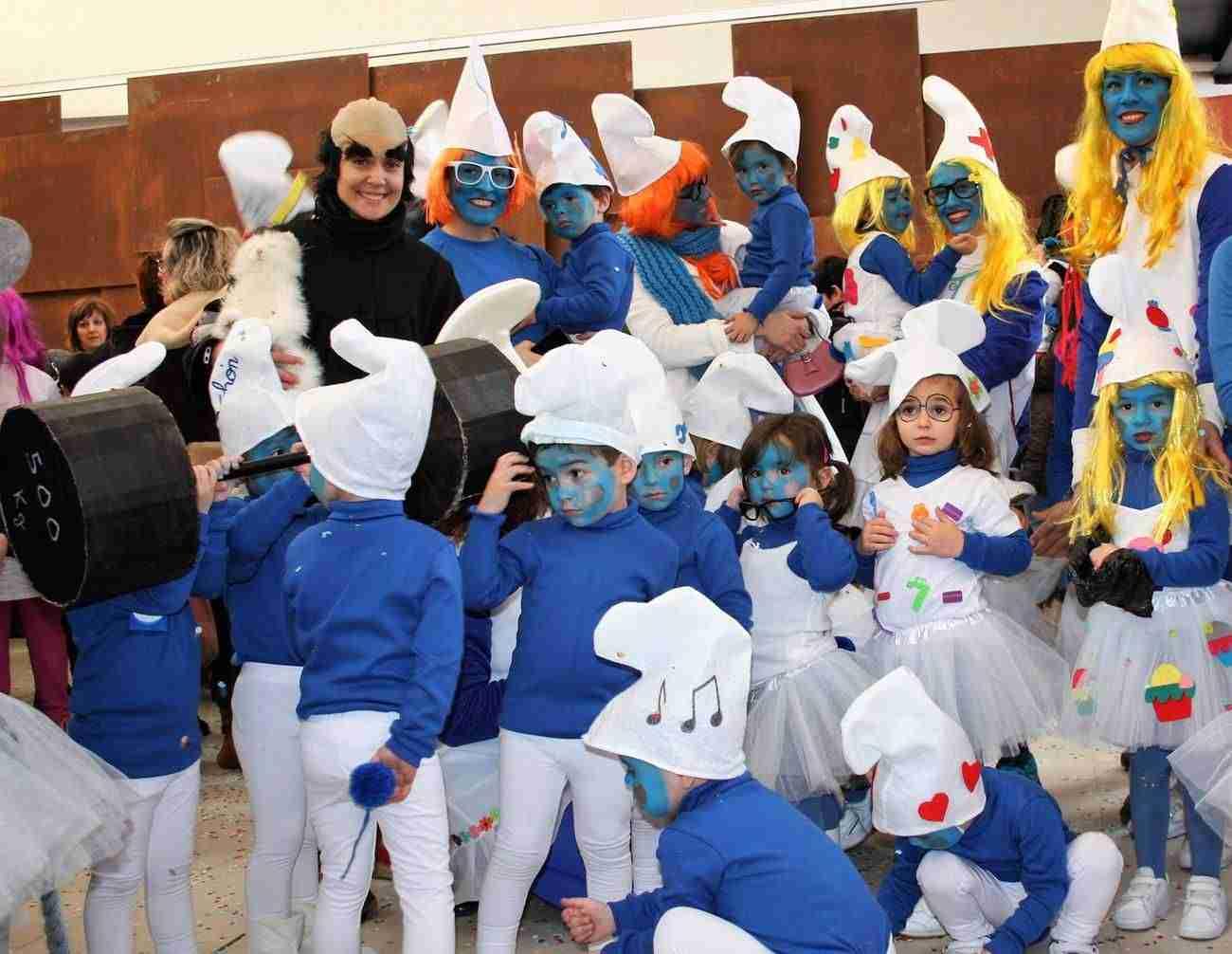 carnaval-cole-torralba-pitufos 1