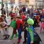 Mayores y pequeños se divierten en los actos carnavaleros de Quintanar 2