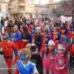 Mayores y pequeños se divierten en los actos carnavaleros de Quintanar 3