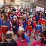 Mayores y pequeños se divierten en los actos carnavaleros de Quintanar 4